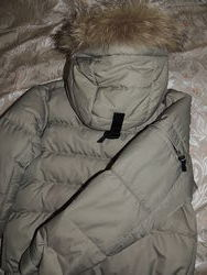 Куртка TigerForce зимняя, наполнитель пух и перо