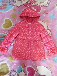 Куртка Mothercare 116-122-128, см фото