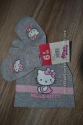 Супер комплектик Hello Kitty Оригинал на 2-3 года