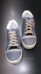 Модные, полностью кожаные ботинки Andre Франция. Размер 30-34