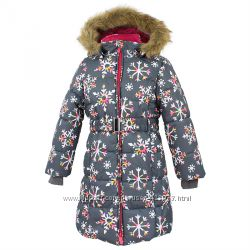 Huppa пальто 2017-2018 размеры 116-170 см