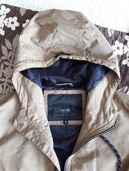 Лёгкая мужская куртка на тёплую осень или весну