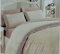 Льняное постельное белье тм Altinbasak