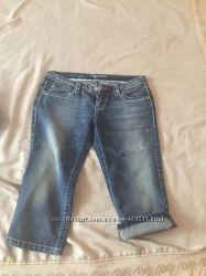 Женские джинсовые Капри р xs, s