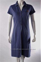 Marc O&acutePolo платье - рубашка женское из трикотажного денима 36