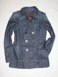 Miss Sixty джинсовый пиджак куртка тренч
