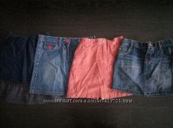 Стильные джинсовые юбочки