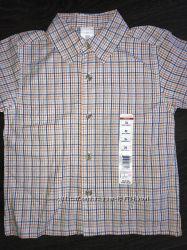 Фирменная рубашка с коротким рукавом Wonderkids