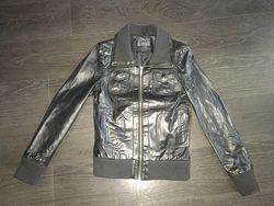 Кожаная куртка Only