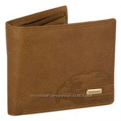 Мужской кошелек - портмоне из нат. кожи ESIPOSS в ассортименте