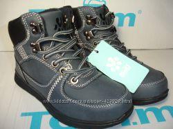 Расширенный Детские Демисезонные Ботинки Tom. m на мальчика р-р 27-32