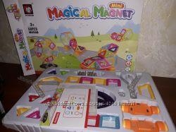 Детский конструктор magical magnet 46 деталей