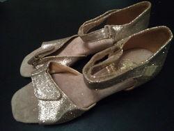 Туфли танцевальные для девочки