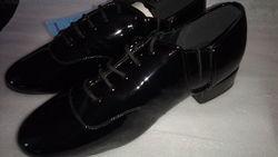 Туфлі для бальних танців танцевальная обувь р.36-38