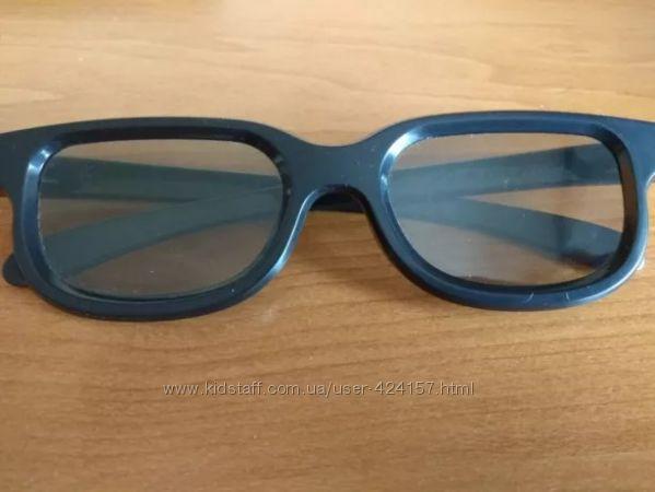 стерео очки