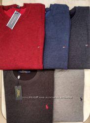 Мужские брендовые свитера, большие размеры