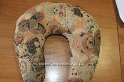 Подушки для путешествий с наполнителем из шелухи гречки