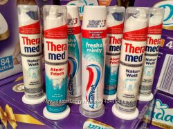 Зубная паста Aguafresh 100 мл с дозатором Террамед