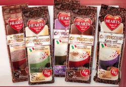 Капучино Cappuccino  Hearts из  Европы 130г и 1кг