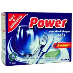 Таблетки для посудомоечных машин G&G POWER Classic 60 шт.