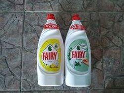 Средство для мытья посуды Fairy лимон 650мл.