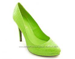 Суперцена дизайнерские кожаные туфли LAUREN RALPH LAUREN оригинал