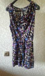 Платье-комбинезон на С М идеальное состояние