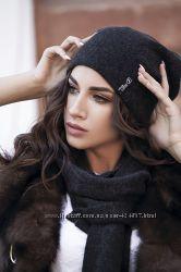 отличные теплые шарфики-прекрасное дополнение к шапочкам