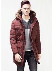 Мужской зимний теплый пуховик, куртка xl-xxl mango оригинал