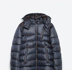 мужская куртка s-m Zara оригинал