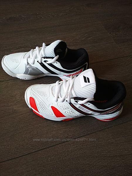 детские кроссовки для тенниса v-pro 2 junior tennis р. 30-31 babolat оригина
