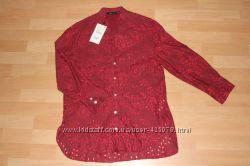 Новая блузка, рубашка zara размера s