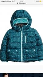 Куртка H&M 104р. , зима