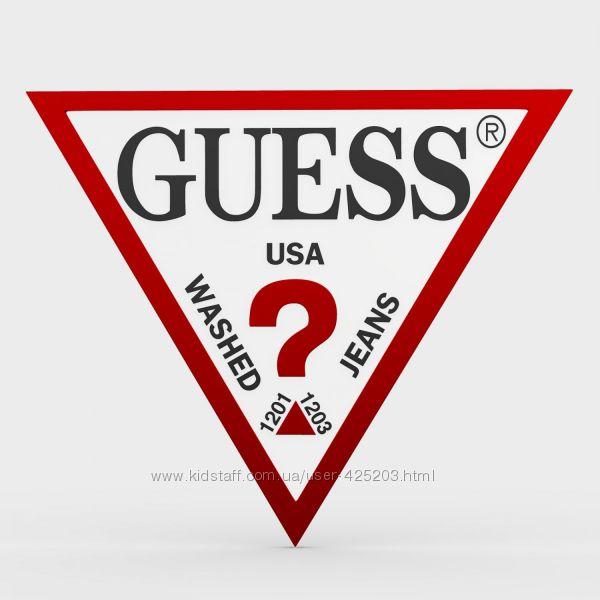 Guess заказ из официального сайта США без комиссии