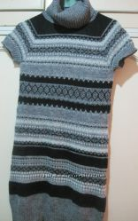 Отличное платье теплое Benetton