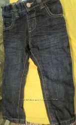 Новые крутые джинсы на парня 6-9 мес. Next