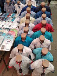 Детские рубашки, приталенные. стильные и модные. Турция. Польша, Качество
