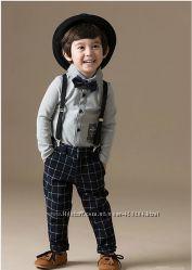 Подтяжки, ремни, галстук, бабочка  для детей 1-12 лет