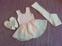 Комплект одежды для маленькой  балерины