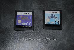 Картриджи Nintendo DS, TinkerBell, Alice in Wonderland