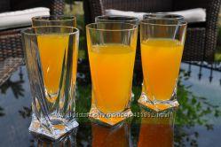 Набор стаканов 350 мл Bohemia Quadro