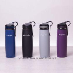 Термос-бутылка для спорта Kamille KM-2058 500 мл