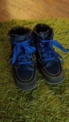 Ботинки мальчику 30 размер