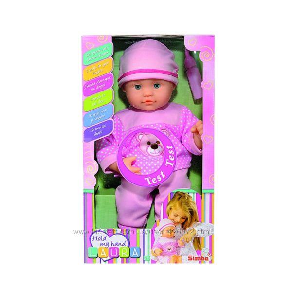 Кукла Лаура со звуковым эффектом 5141175