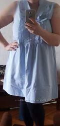 Платье-туника на 52-54р