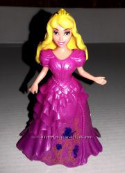 Disney Magiclip Mattel мини куклы принцесса Аврора