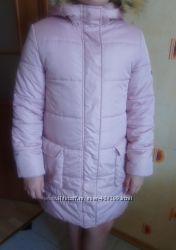 Пальто зимнее для девочки рост 158