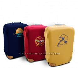 Чехол на чемодан из неопрена Coverbag - 6 цветов