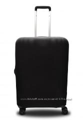 Чехол для чемодана дайвинг Coverbag черный р. S
