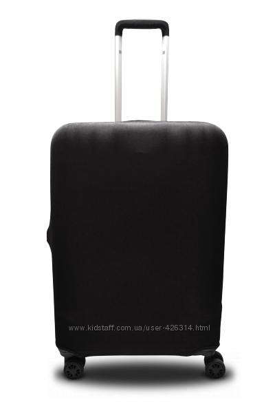 Чехол для чемодана дайвинг Coverbag черный р. M